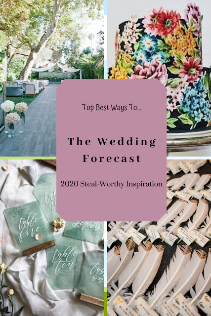 Be inspired to think outside the box and create a wedding you both will remember - wedding ideas - wedding ideas blog - K'Mich Weddings + Events Philadelphia PA