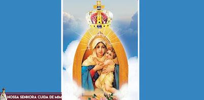 imagem de Nossa Senhora Mãe, Rainha e Vencedora Três Vezes Admirável de Schöenstatt