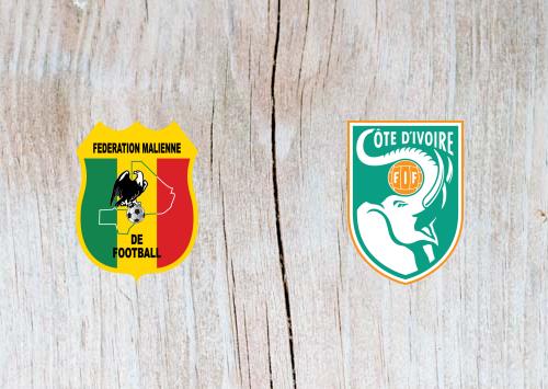 Mali vs Côte d'Ivoire -Highlights 8 July 2019
