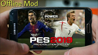 Download Patch PES 2019 Android Offline Terbaru