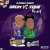 FREE BEAT: Dj T Cash Ft. SlimFit - Drum Vs Tone