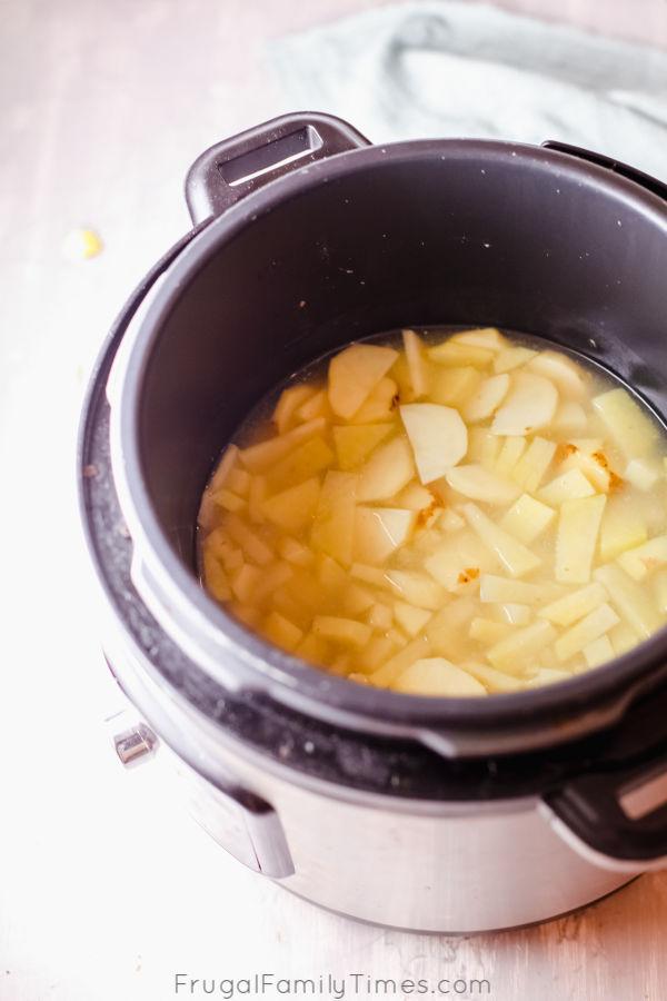 mashed potatoes secret ingredient