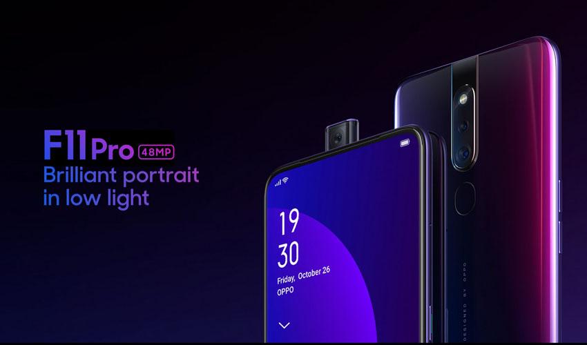 Review Oppo F11 Pro: Smartphone Canggih dengan Kamera Mumpuni
