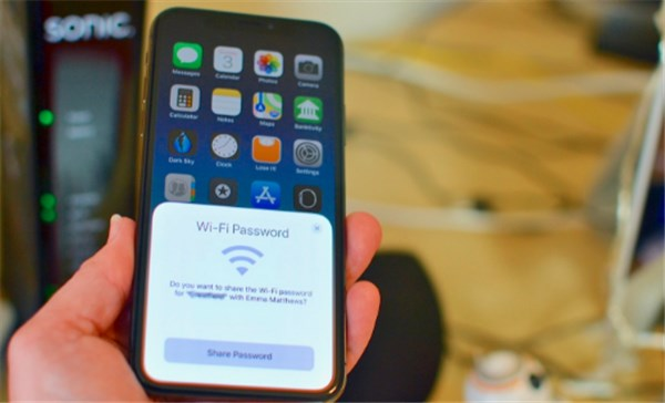 How to Share Wi-Fi Passwords from iPhone or iPad