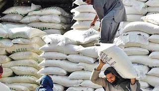 Flood crisis across the country, quota of 180 mills in Punjab, 15 licenses suspended