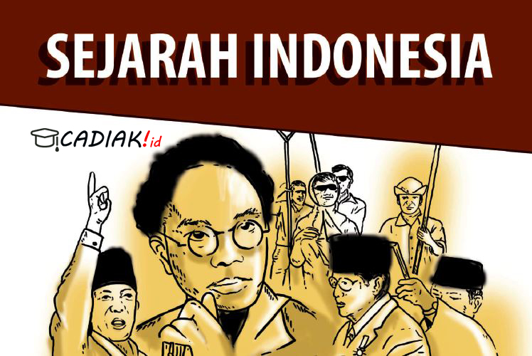 Buku Sejarah Indonesia Kelas 12 SMA Kurikulum 2013 UPDATE