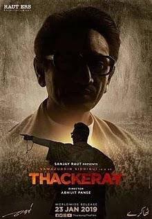 Thackeray (2019) Full Movie HDRip 1080p | 720p | 480p | 300Mb | 700Mb