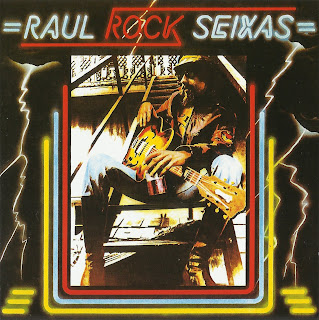 "Capa do disco ""Raul Rock Seixas"" de 1977"