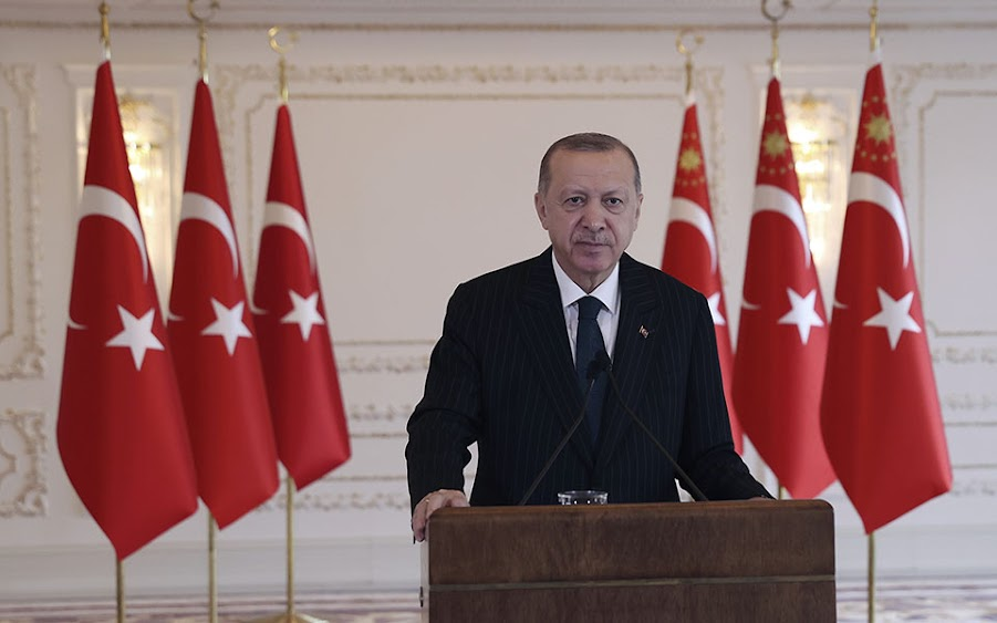 Ερντογάν: Επίθεση εναντίον της τουρκικής κυριαρχίας οι αμερικανικές κυρώσεις