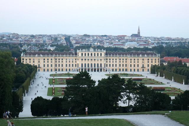 Schloss Schönbrunn Wien Vienna Österreich Reisen Travel Blogger Reiseblog