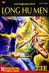 Long Hu Men The Vengeance Continues - 23E