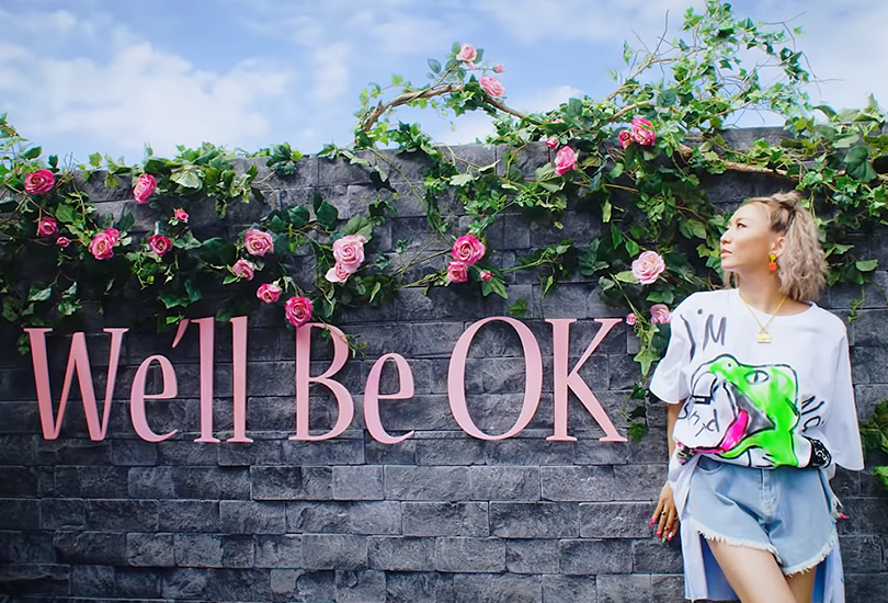 "Kumi Koda releases her feel good song ""We'll Be OK"", and we've all heard it before | Random J Pop"