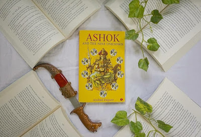 """Why """"Ashok and the Nine Unknown"""" is a unique historical fiction"""