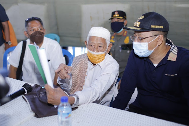 Persoalan GTI, masyarakat Gili Trawangan : Lindungi kami pak gubernur