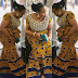 African Sweetheart Ankara Styles : Skirt and Blouse Styles