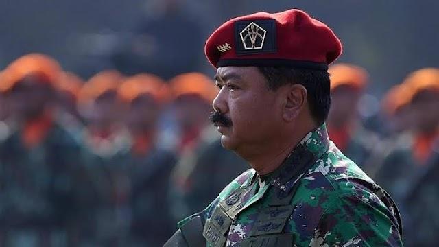 Geger...! Pengamat Minta Presiden Harus Evaluasi Kinerja Panglima TNI