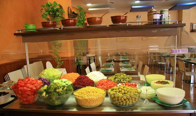 Restaurantes vegetarianos em Veneza