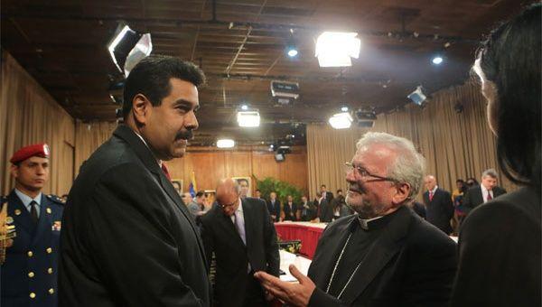 Robaron al representante del Papa, Aldo Giordano en Venezuela