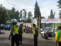 Polisi Heran Mobil Rombongan Anies Terobos Arus One Way Puncak. Kronologinya Ternyata Begini