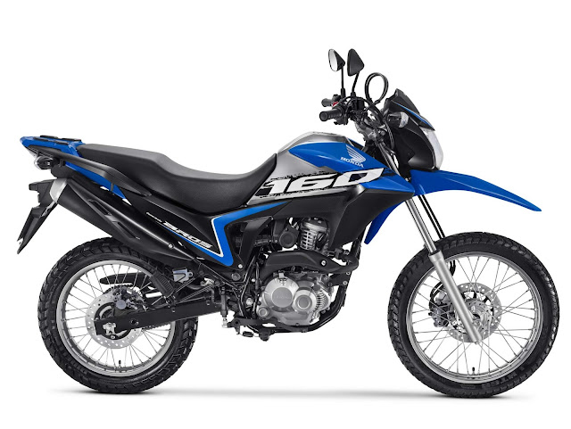Honda NXR 160 Bros 2020 chega custando R$ 12.860
