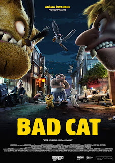 Bad Cat - Legendado