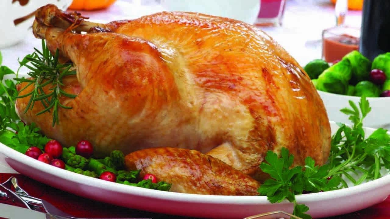 Resep Ayam Panggang Hari Natal