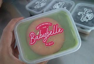 Dessert box honabelle versi mungil