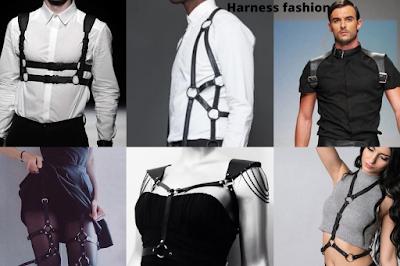 harness fashion