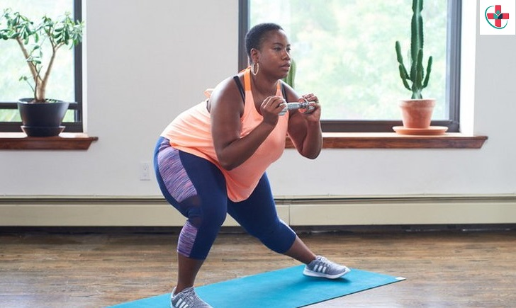 Plus Size tips for getting in shape, no matter what your shape is.