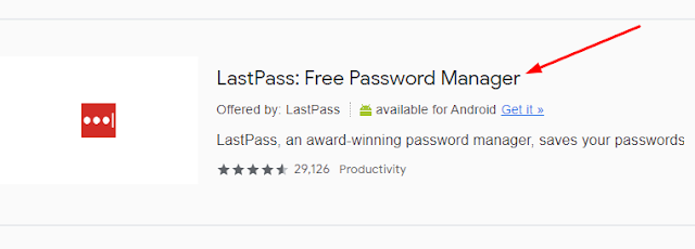 lastpass-honey-Best Google Chrome Extension