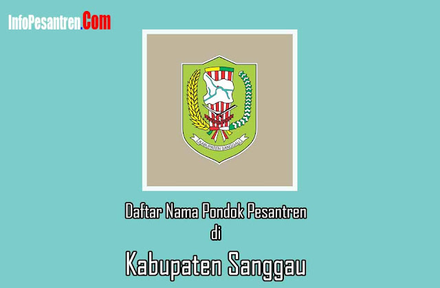 Pondok Pesantren di Kabupaten Sanggau