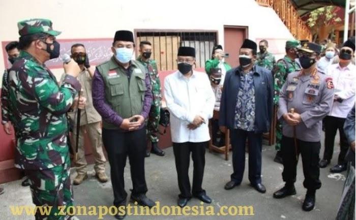 Kapolri Instruksikan Jajarannya Gandeng Warga NU se-Indonesia untuk Percepat Herd Immunity