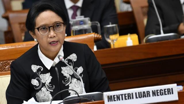 Retno Marsudi: Indonesia akan Terus Membatasi Ruang Gerak Separatis di Forum Internasional
