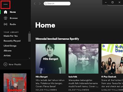 Cara Upload Lagu di Spotify Dengan Mudah