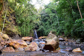 Waterfall at Rio Viejo, Puriscal