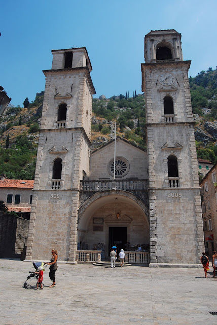 cathédrale Saint-Thryphon  Kotor