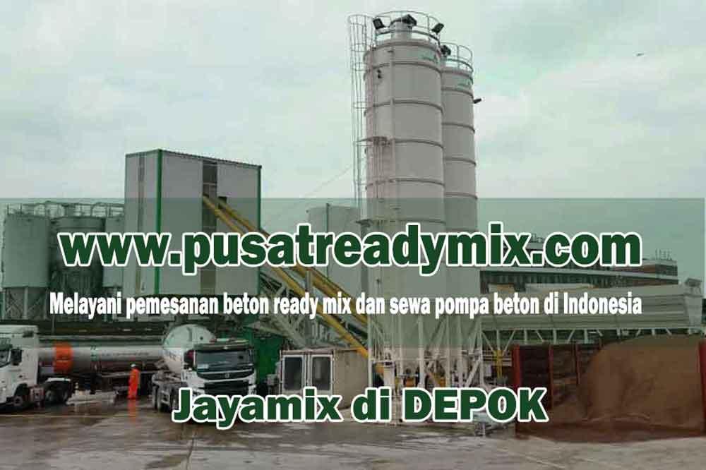 harga beton jayamix depok per m3 terbaru 2019