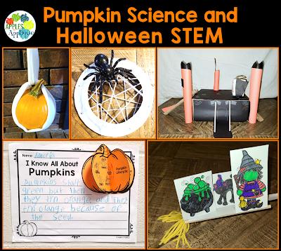Halloween STEM | Apples to Applique