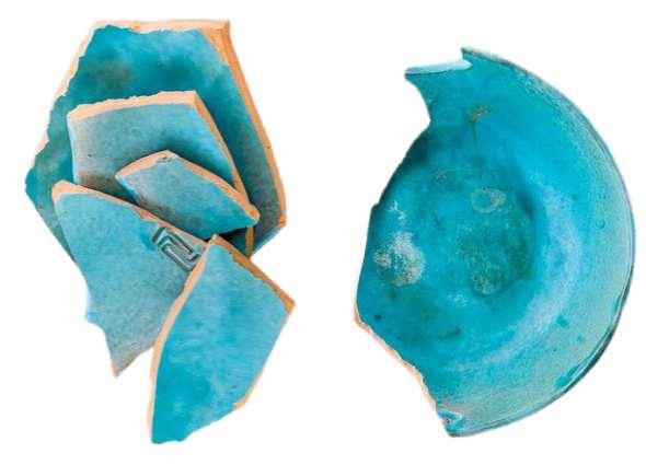 reciclar cerámica rota, manualidades, ideas útiles