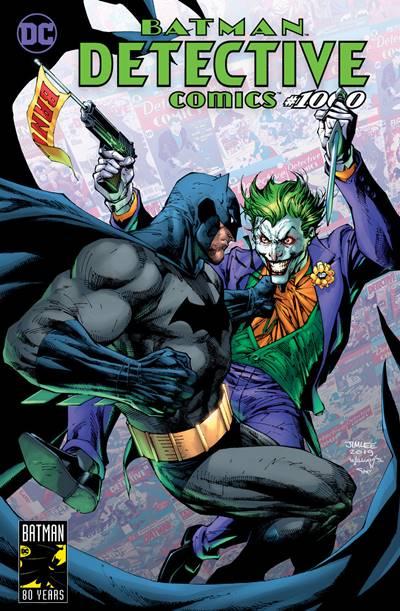 Batman en cómics
