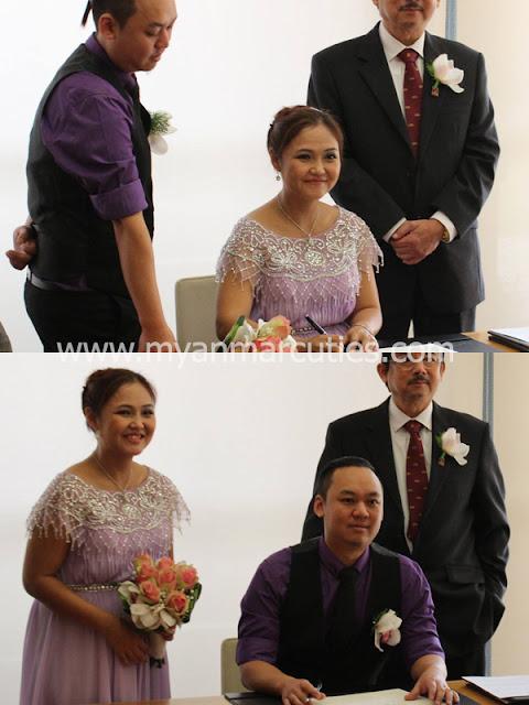 A Broken Marriage Story Of Singer Htoo El Lynn And Mhe Mhe Khal