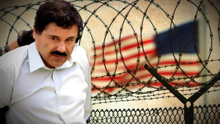 """Joaquín """"El Chapo"""" Guzmán ya tiene trabajo en la prisión de máxima seguridad de EU y esto es a lo que se dedica"""