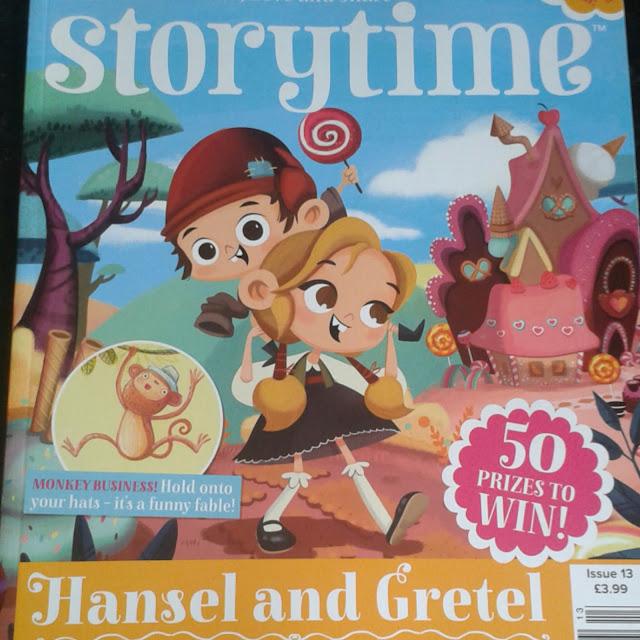 Story time magazine