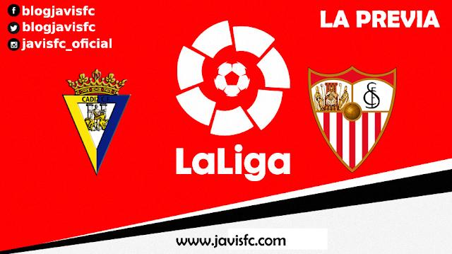 Previa Cádiz - Sevilla FC