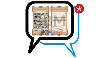 BBM Mod Material v2.13.1.14 Apk Terbaru