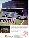 Galleggiante el primer bus de gran tamaño que fabricó Comil