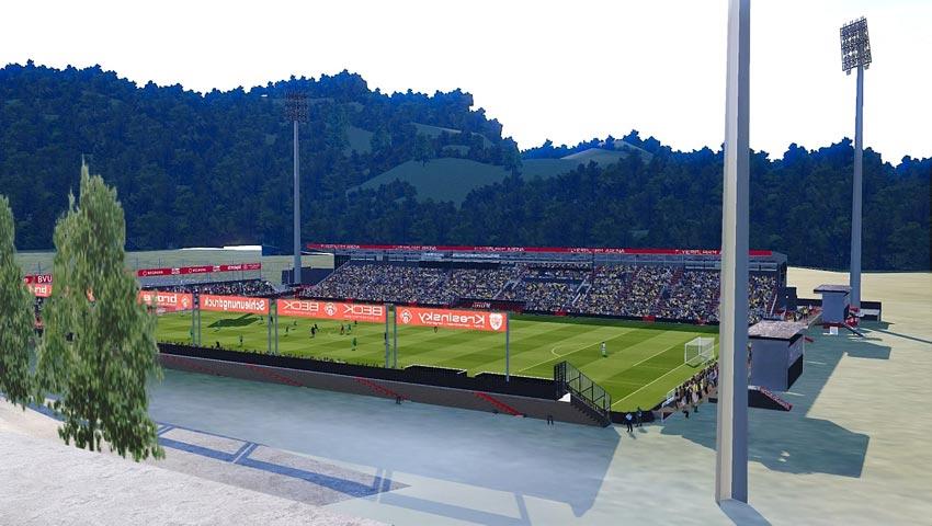 Stadium Flyeralarm Arena For eFootball PES 2021