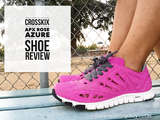 Crosskix APX Rose Azure Shoe Review