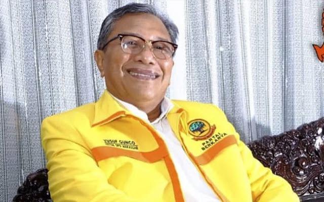 Ketua Berkarya Makassar Pasrah Calegnya Dicoret