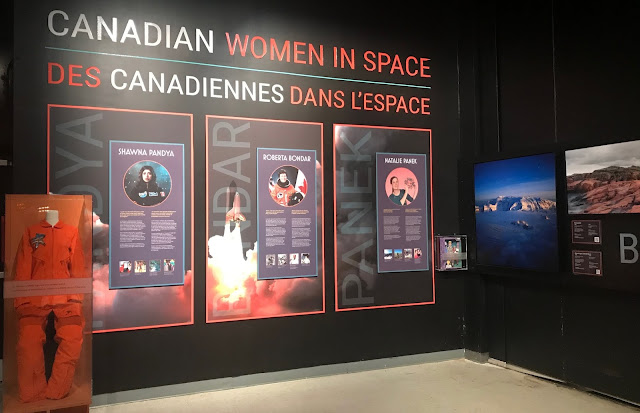 ontario science centre space exhibit